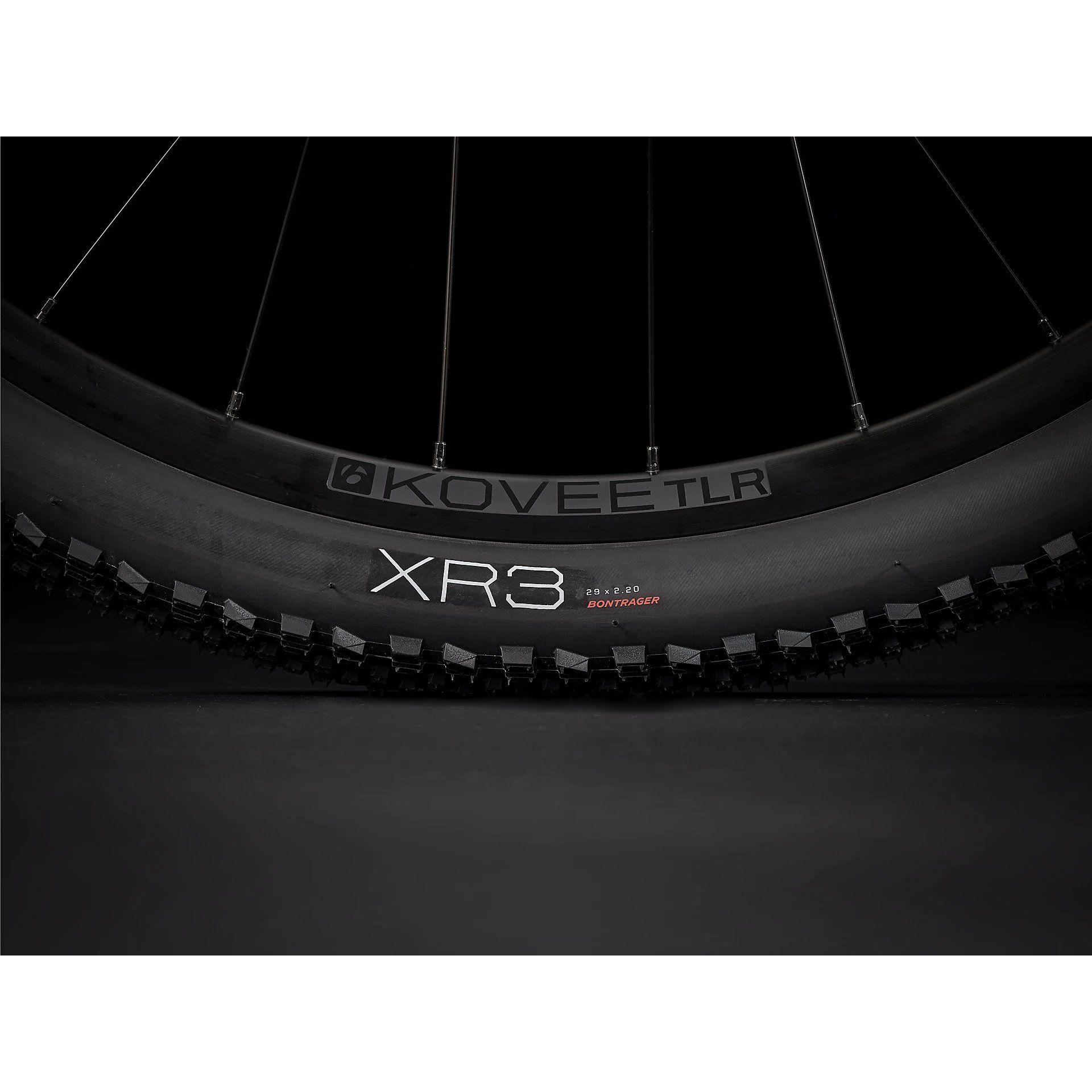 ROWER TREK X-CALIBER 8 RADIOACTIVE RED|TREK BLACK 6