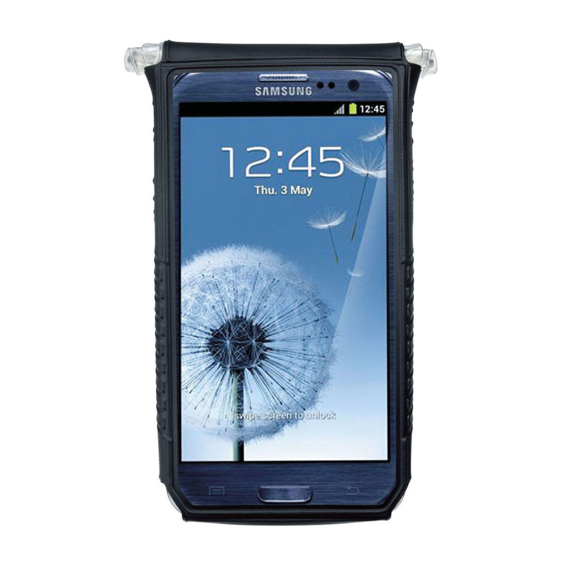 ROWEROWY POKROWIEC NA SMARTPHONA TOPEAK SMARTPHONE DRYBAG 5 BLACK I