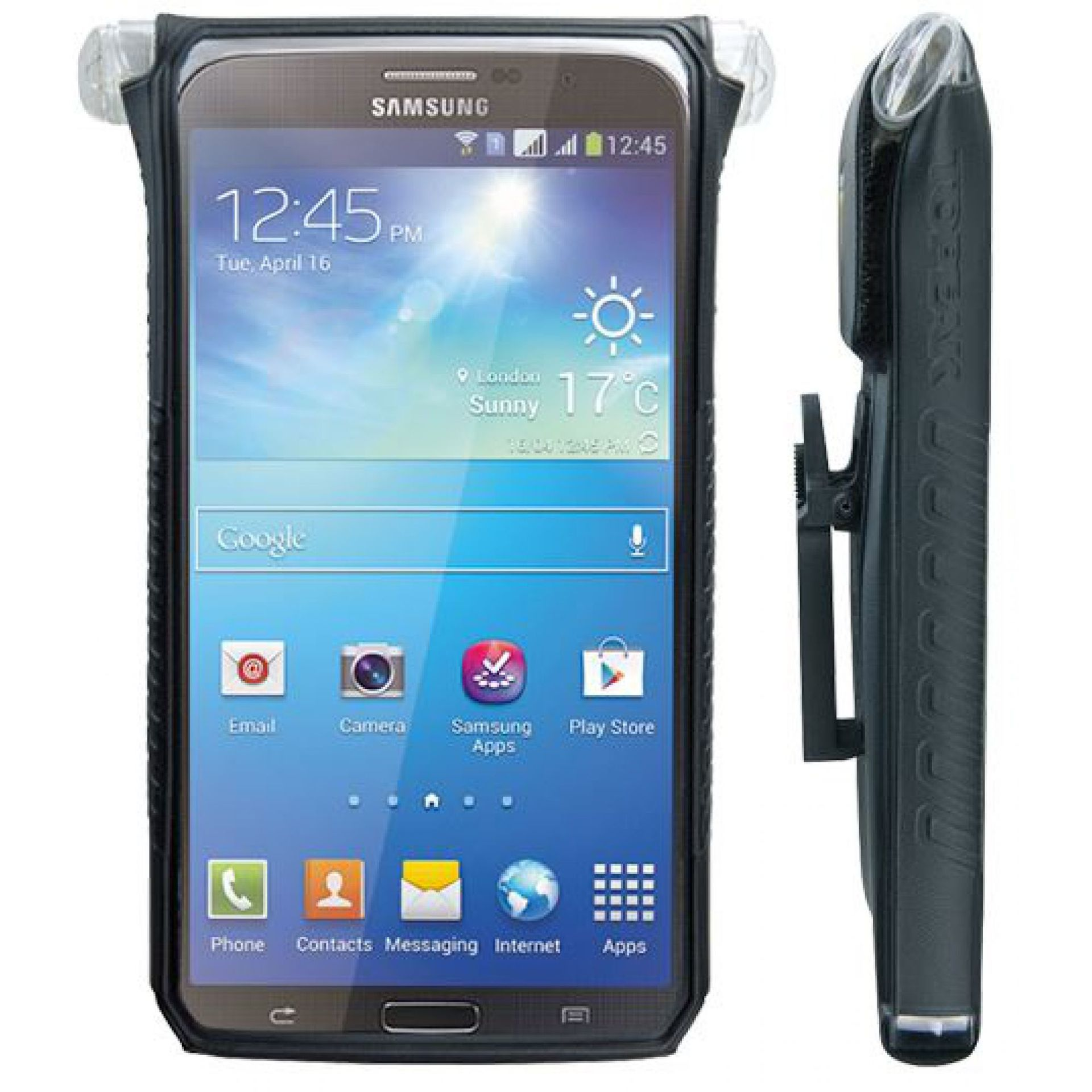 ROWEROWY POKROWIEC NA SMARTPHONA TOPEAK SMARTPHONE DRYBAG 6