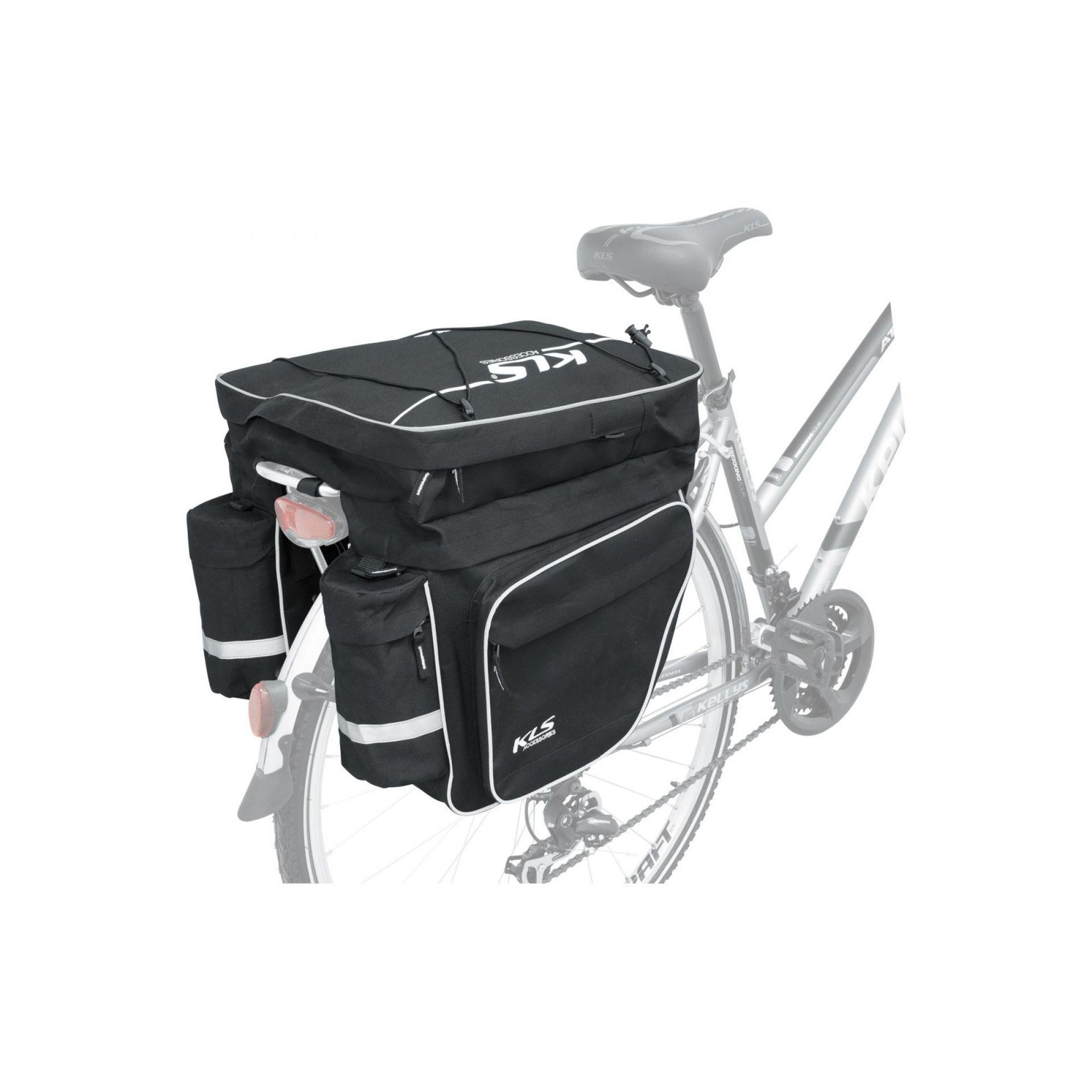 Sakwa na bagażnik Wander