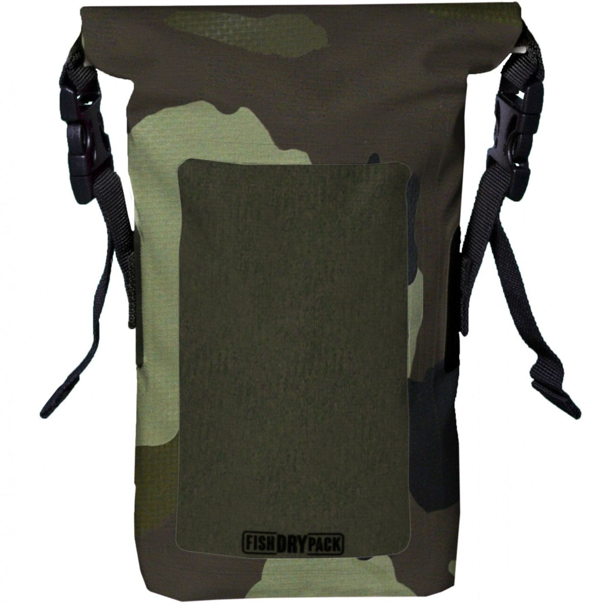 SASZETKA FISH SKATEBOARDS FISH DRY PACK MINI CAMO