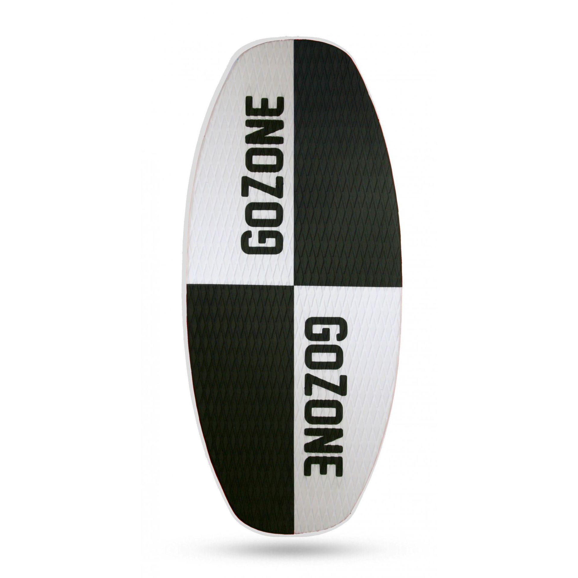 SKIMBOARD GOZONE PRO S BLACK|WHITE