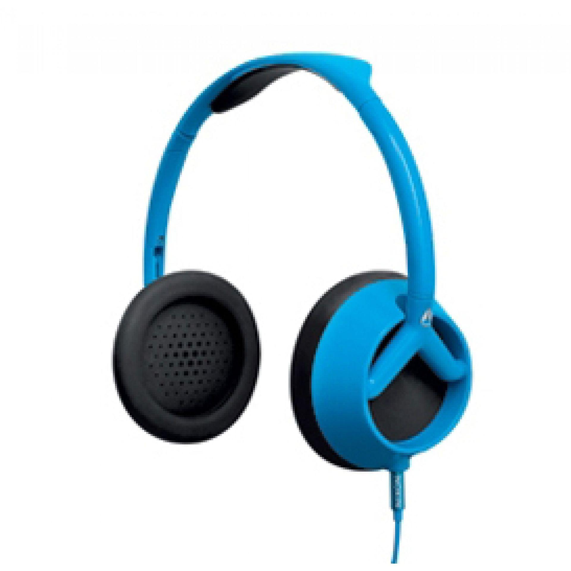 SŁUCHAWKI NIXON TROOPER BLUE 1