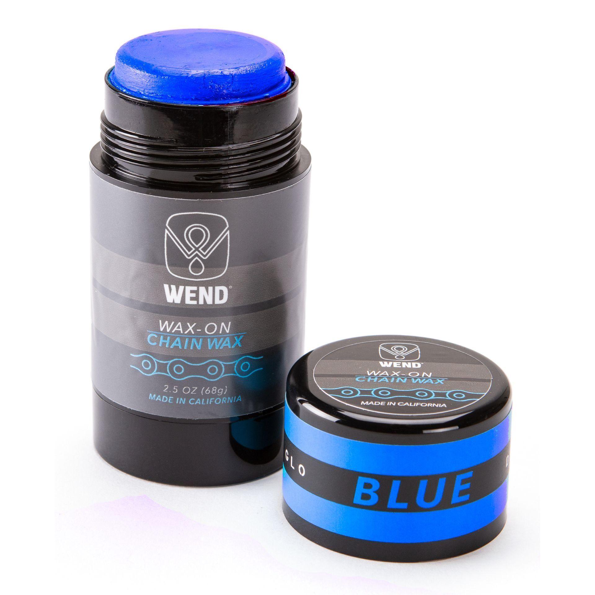 SMAR DO ŁAŃCUCHA WEND WAX ON CHAIN 75ML BLUE