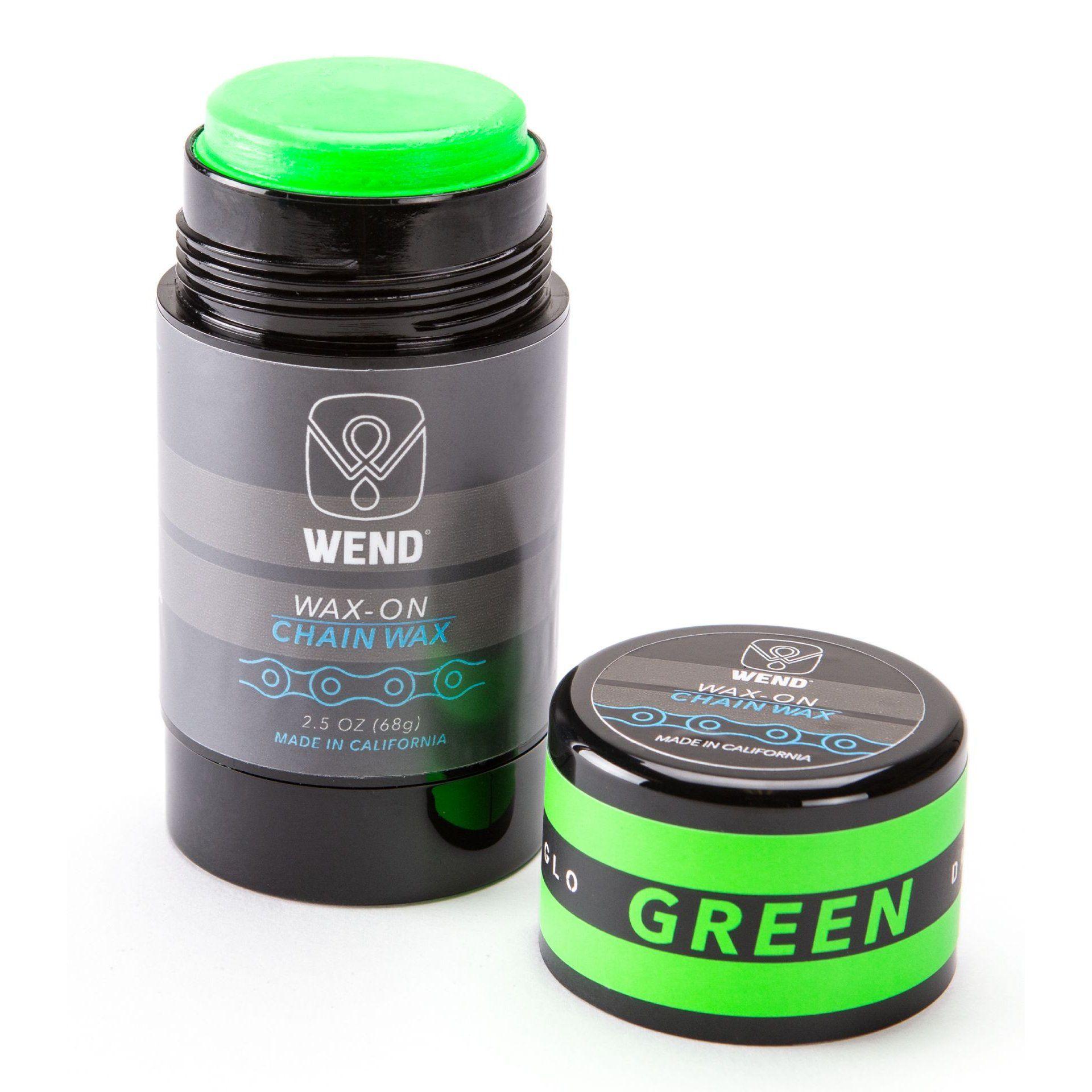 SMAR DO ŁAŃCUCHA WEND WAX ON CHAIN 75ML GREEN
