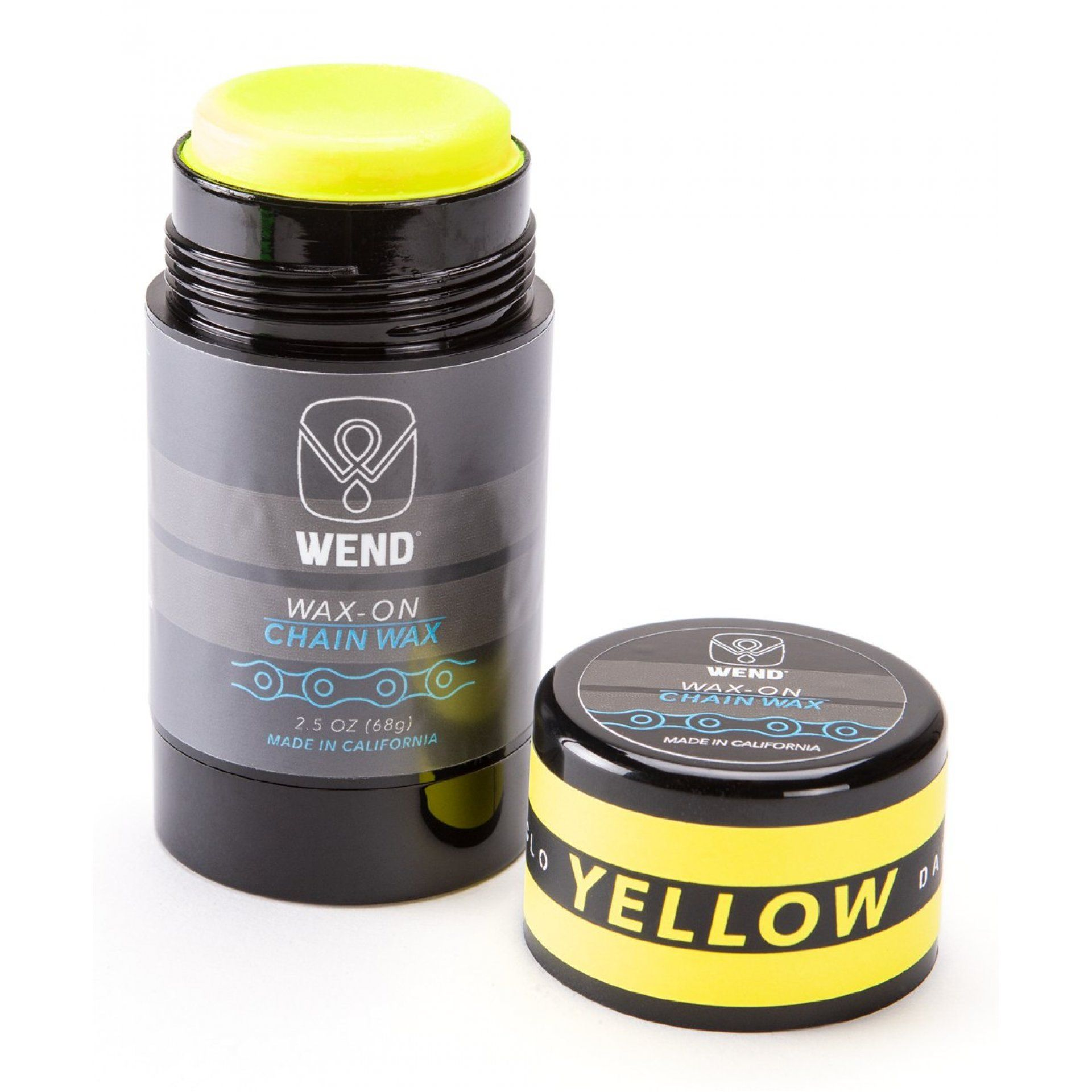 SMAR DO ŁAŃCUCHA WEND WAX ON CHAIN 75ML YELLOW