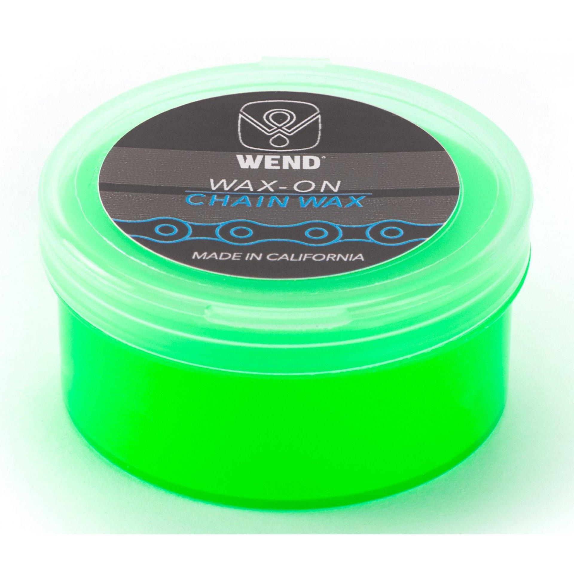 SMAR DO ŁAŃCUCHA WEND WAX ON CHAIN GREEN