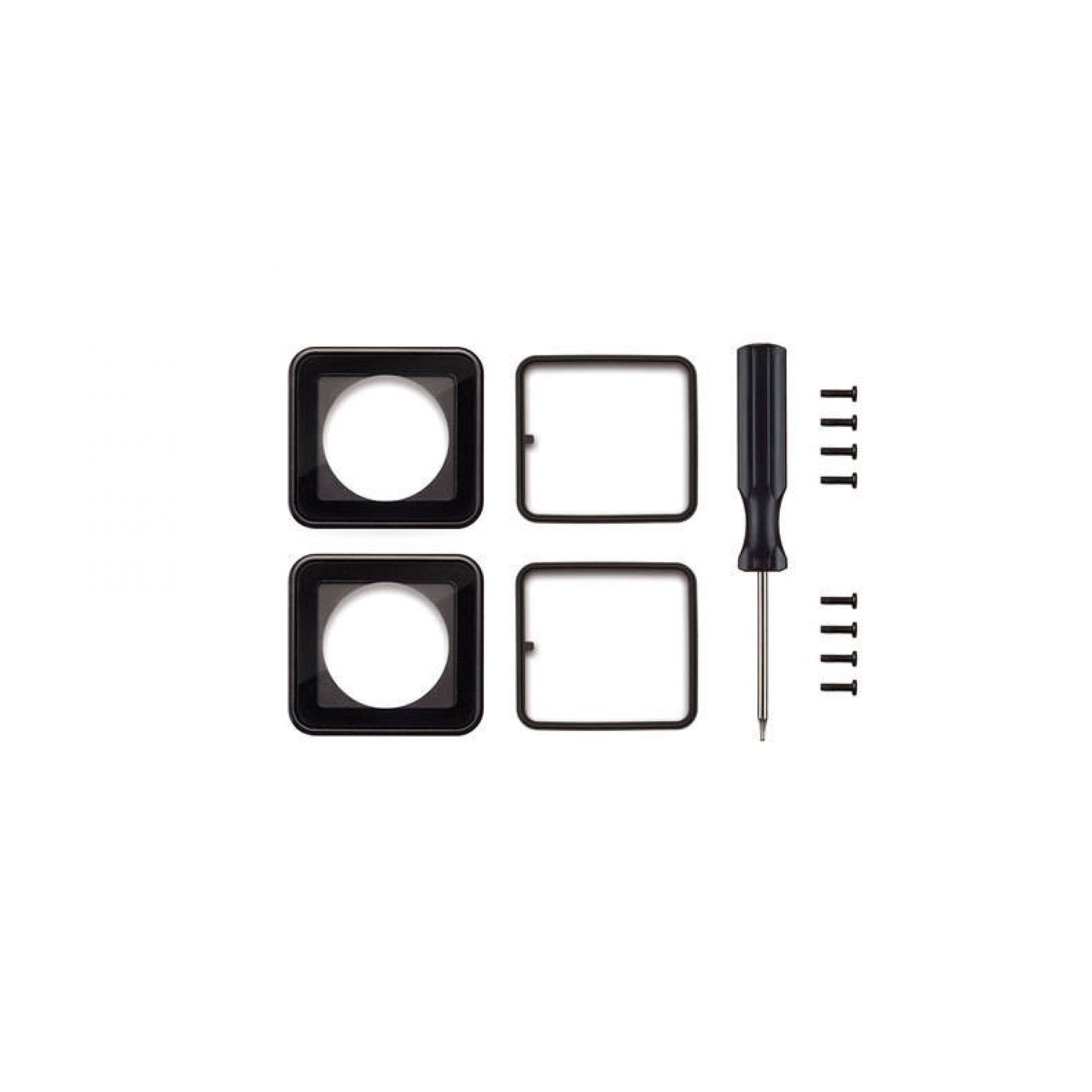 SOCZEWKI GOPRO STANDARD HOUSING LENS REPLACEMENT KIT ASLRK-301