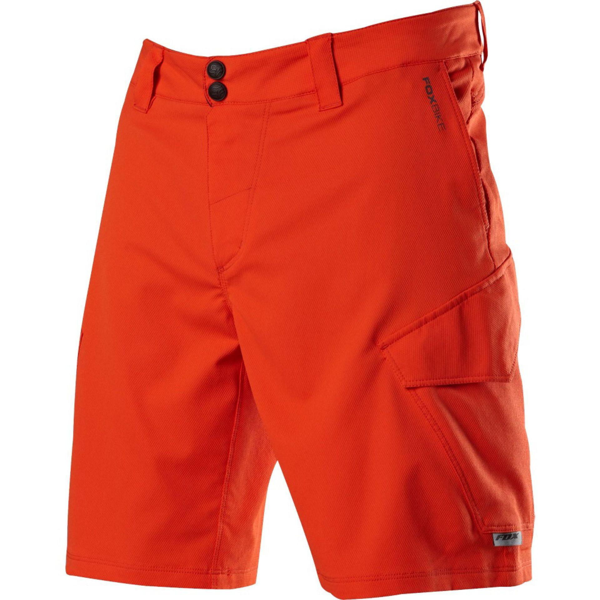 Spodenki Foxhead Ranger Cargo Short pomarańczowe