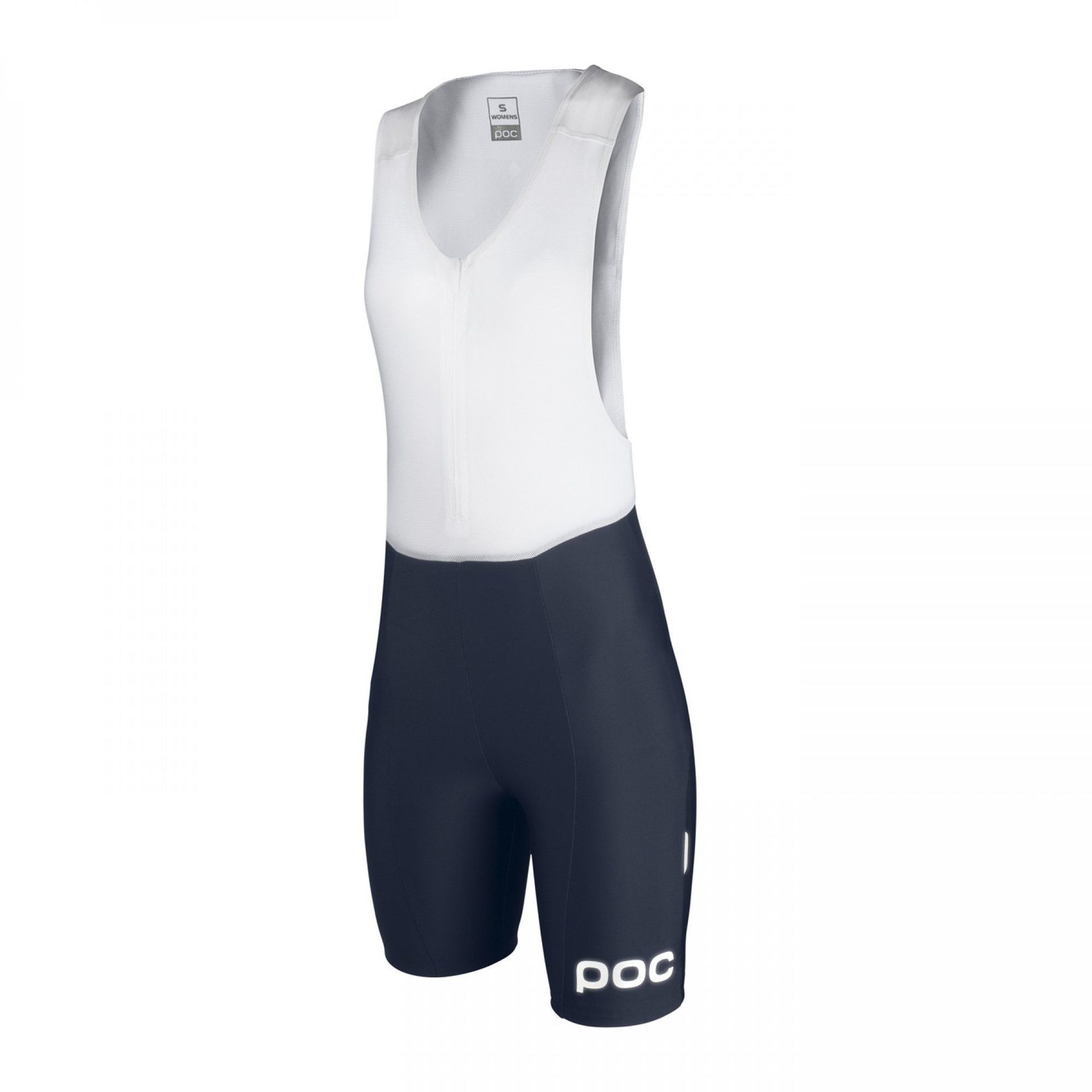 SPODENKI POC MULTI D WO BIB SHORTS NAVY BLACK