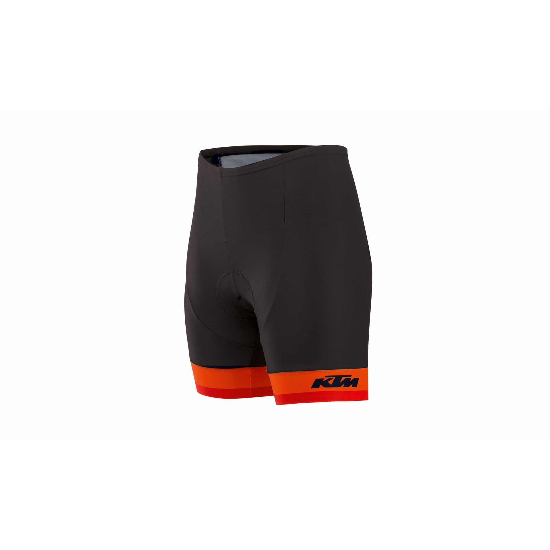 SPODENKI ROWEROWE KTM FACTORY LINE YOUTH BLACK|ORANGE 659218028 1