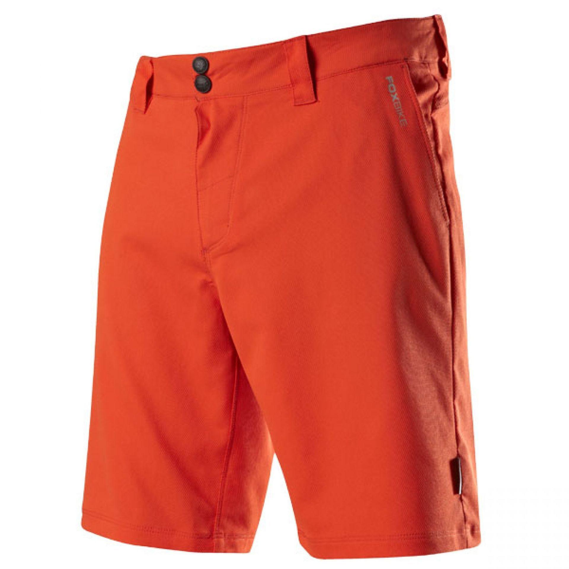Spodenki Foxhead Ranger Short pomarańczowe