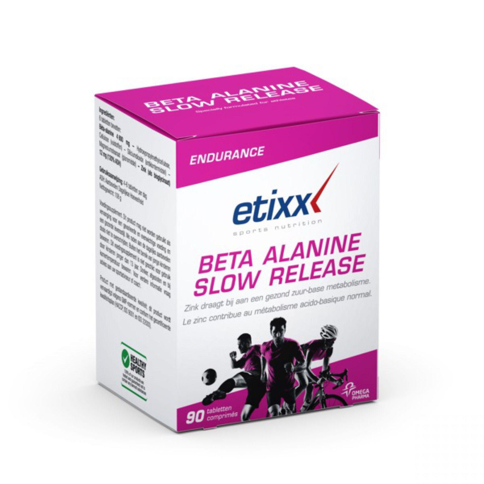 TABLETKI ETIXX BETA ALANINE SLOW RELEASE 1