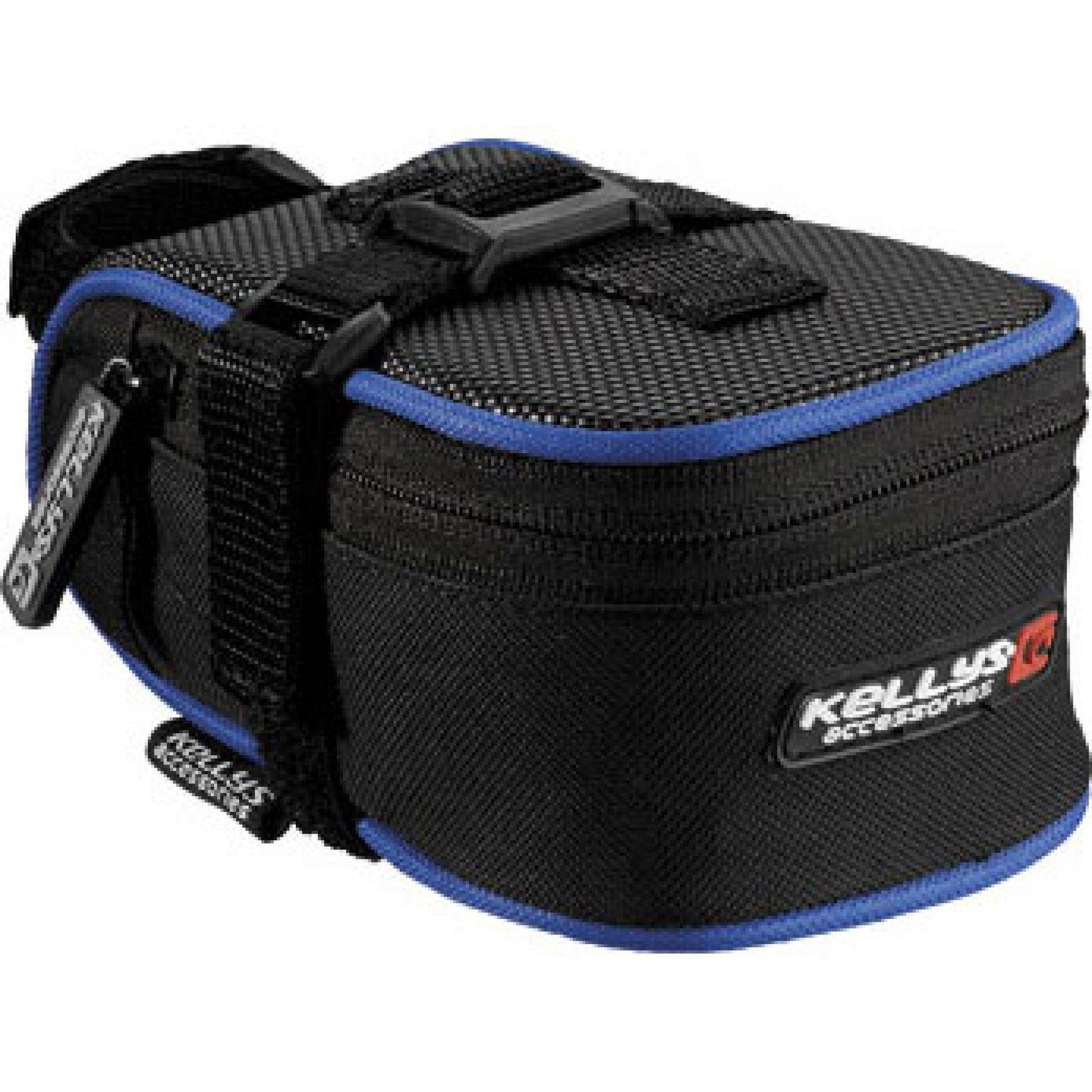 Torba podiodłowa Kellys Bomb czarny|niebieski