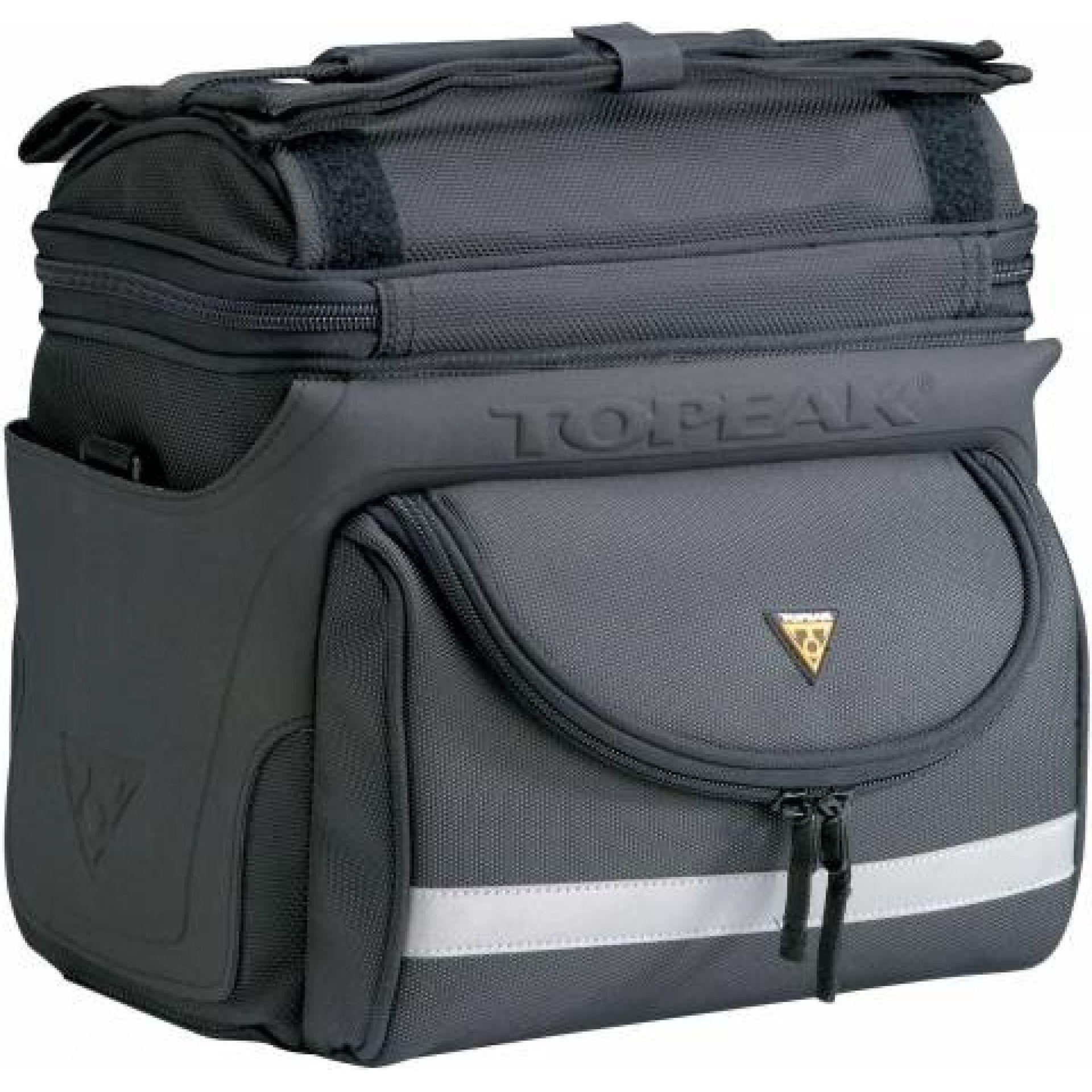 Tour Guide Handle Bar Bag DX przód