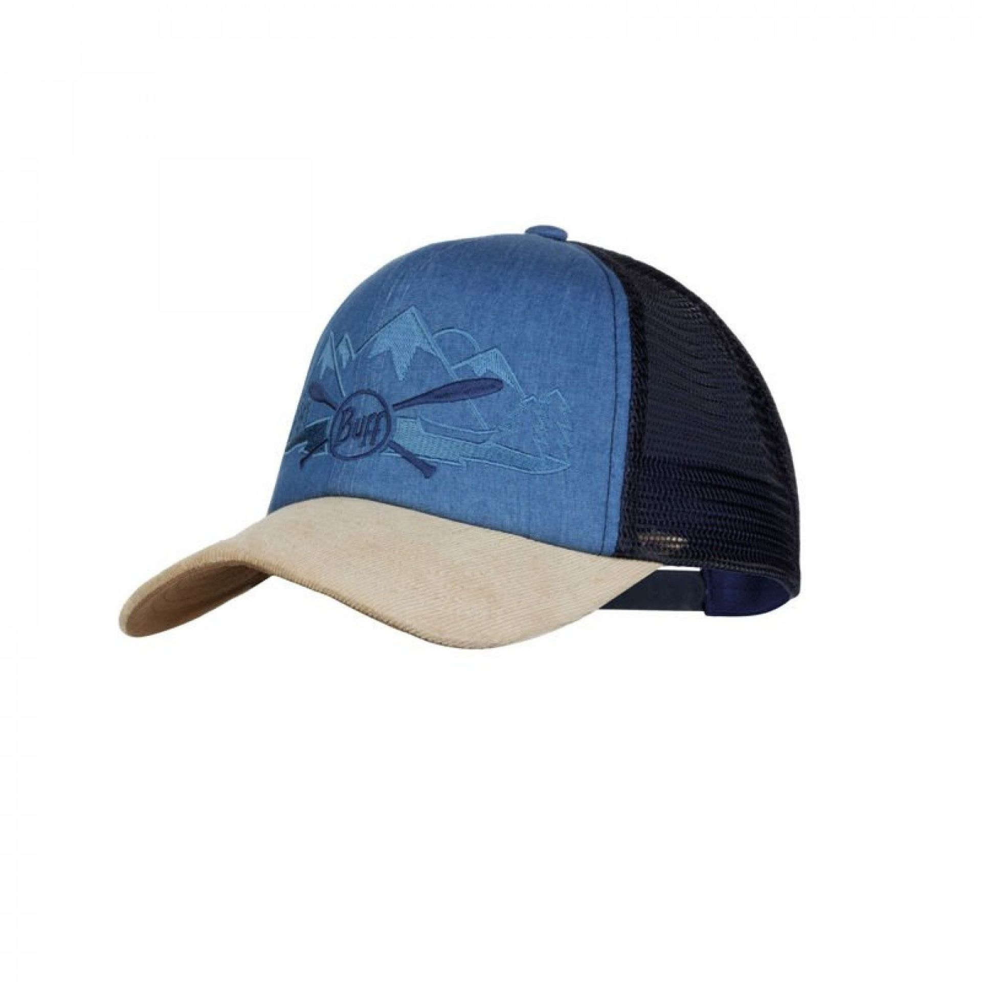 TRUCKER CAP KIDS BRANY DENIM 2