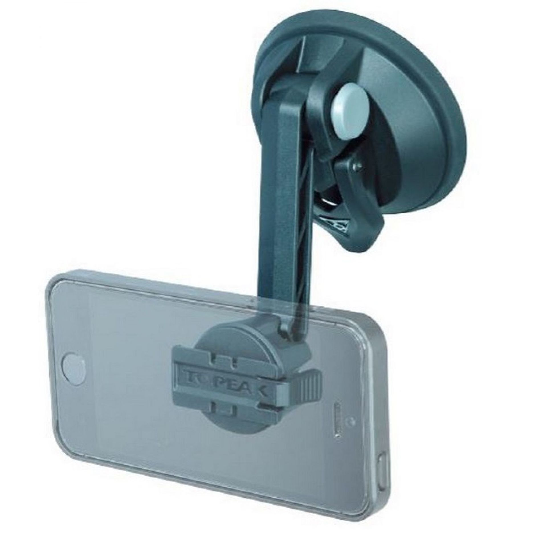 UCHWYT DO TELEFONU TOPEAK RIDECASE CARMOUNT CZARNY