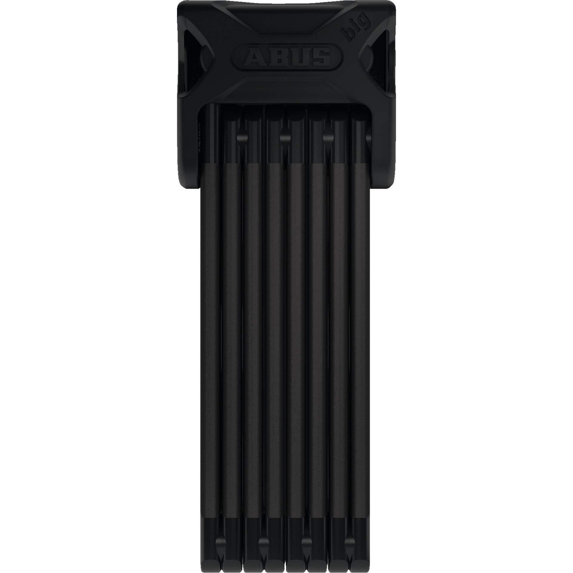 ZAPIĘCIE ROWEROWE ABUS BORDO BIG 6000|120 ST BLACK 1