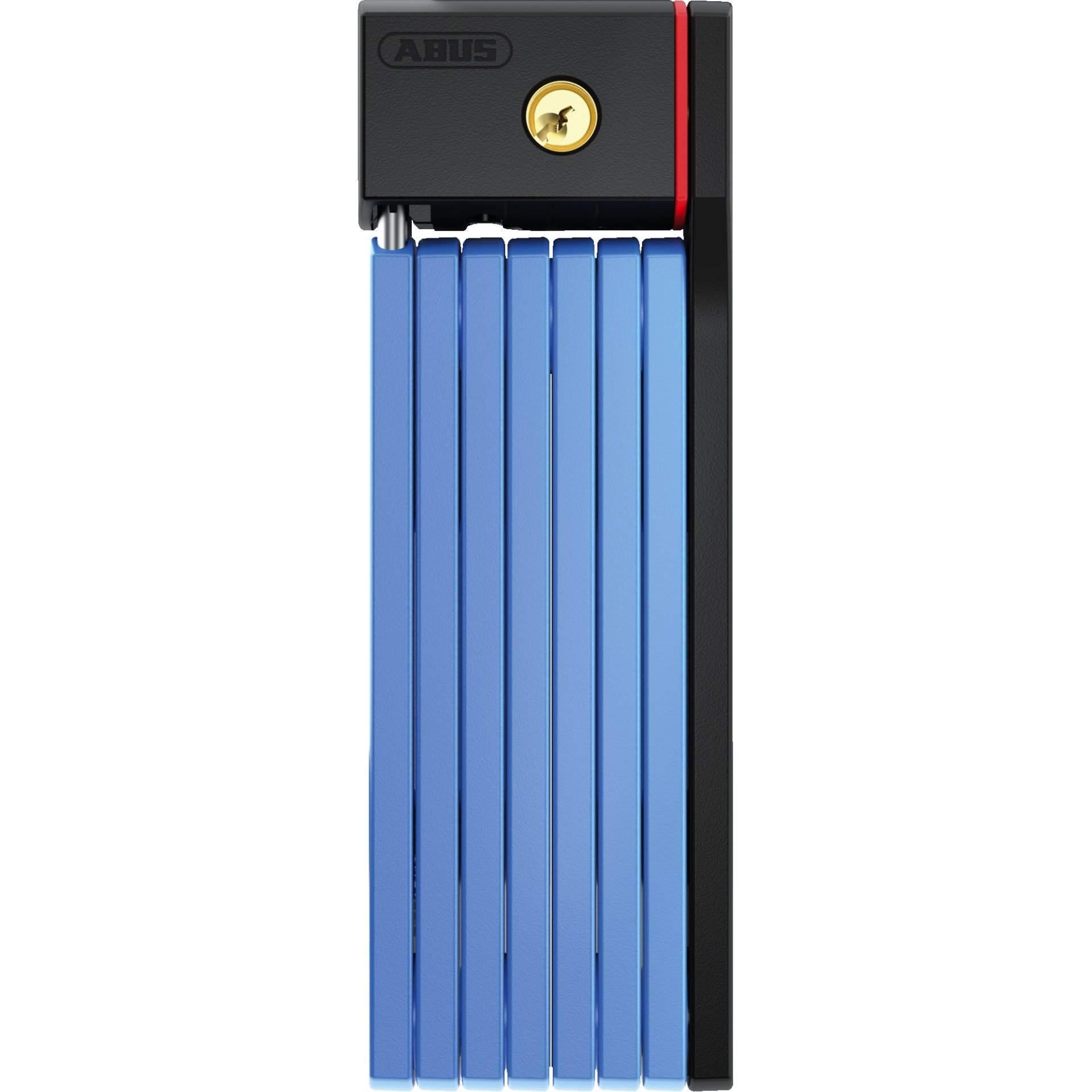 ZAPIĘCIE ROWEROWE ABUS UGRIP BORDO 5700|100 SH BLUE 1