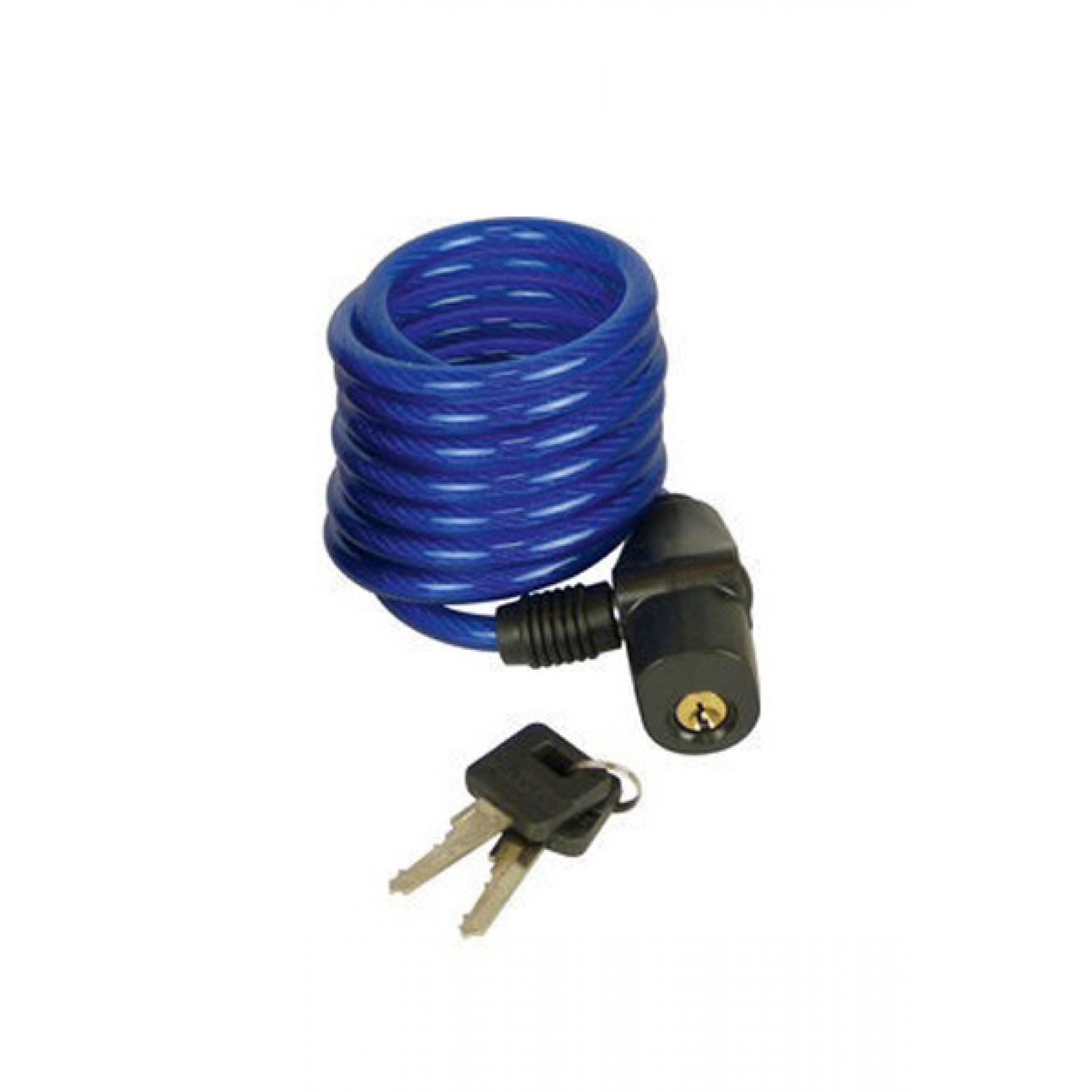 Zapięcie rowerowe Master Lock Quantum 8127 niebieskie