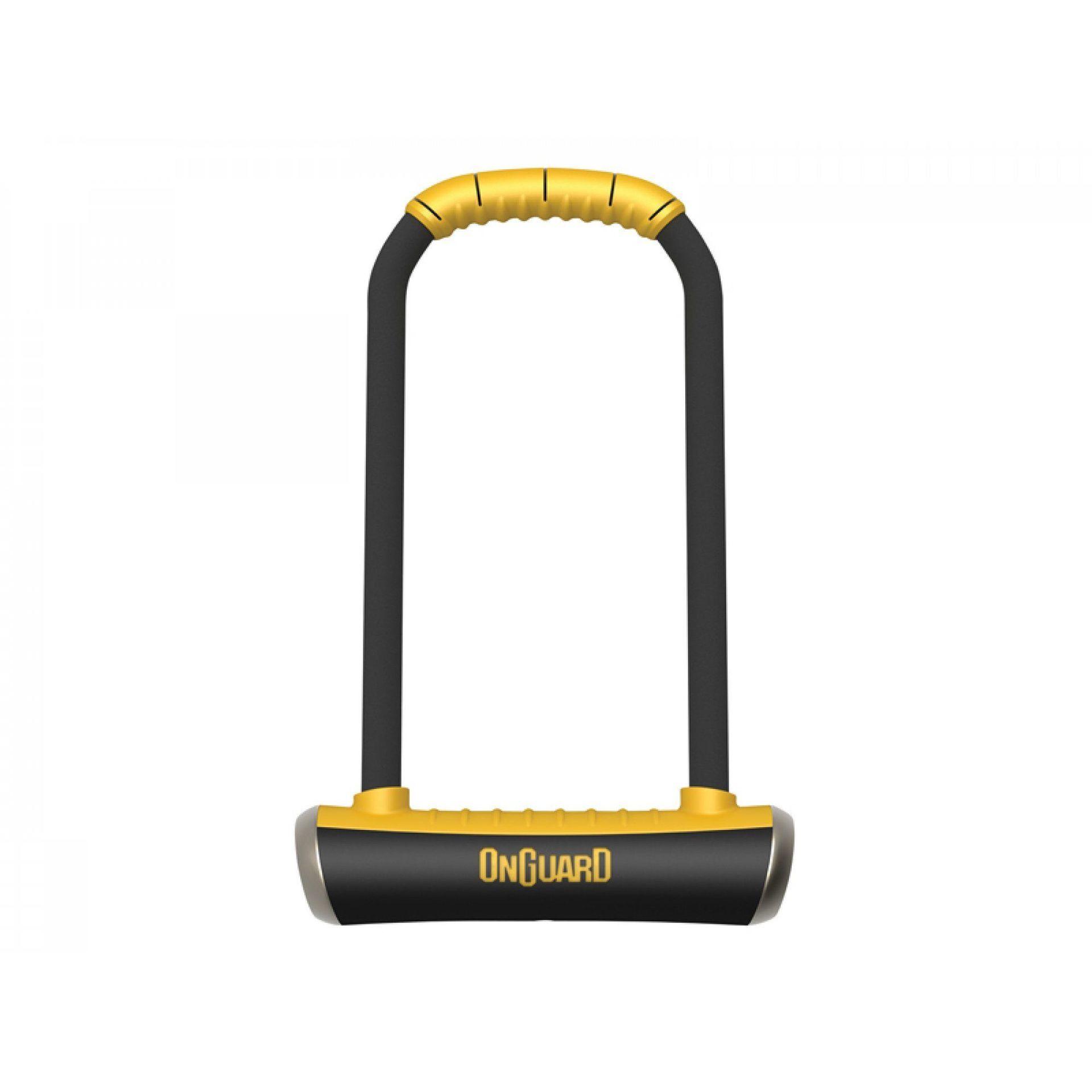 ZAPIĘCIE ROWEROWE ONGUARD PITBULL LS 8002 BLACK