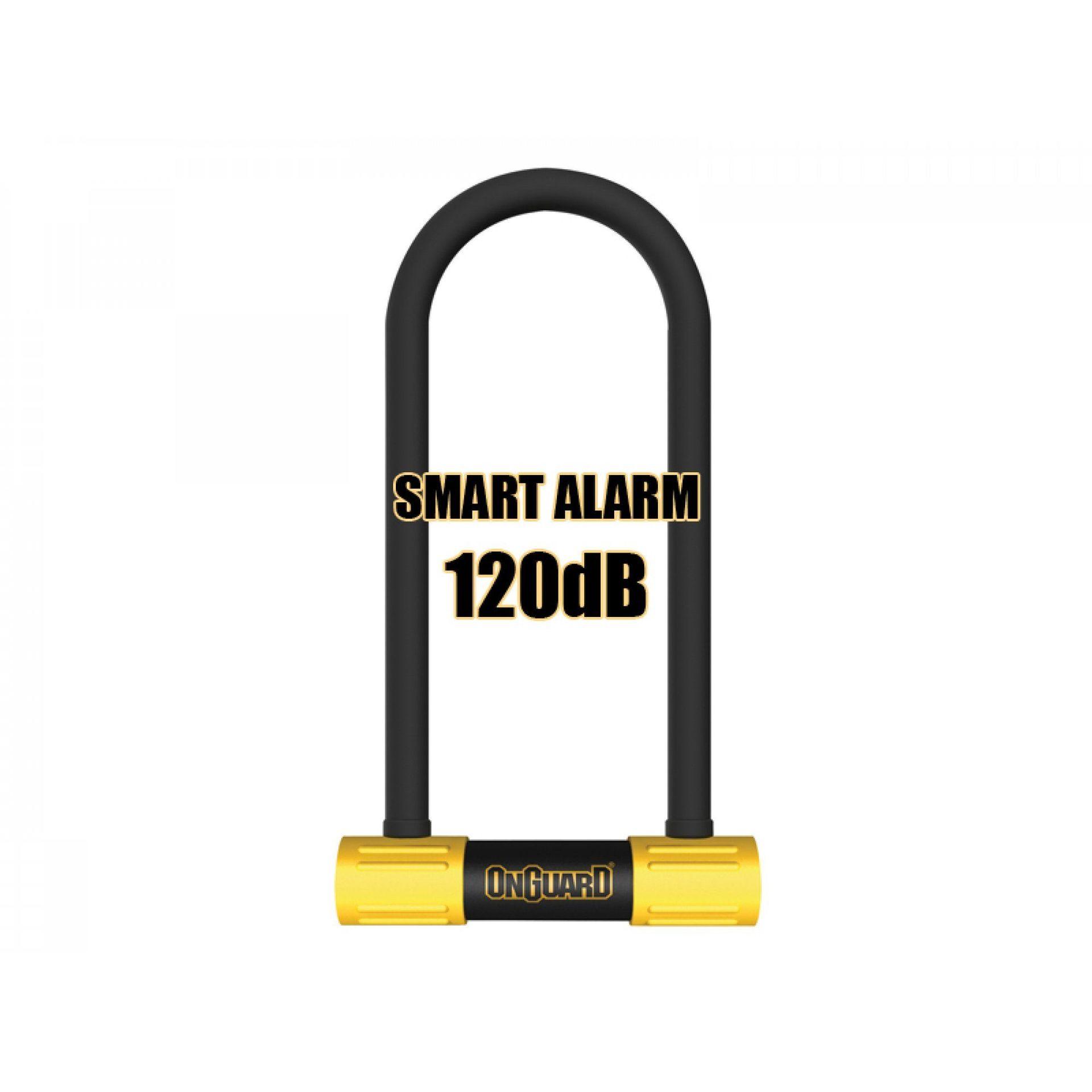 ZAPIĘCIE ROWEROWE ONGUARD SMART ALARM 8268 BLACK
