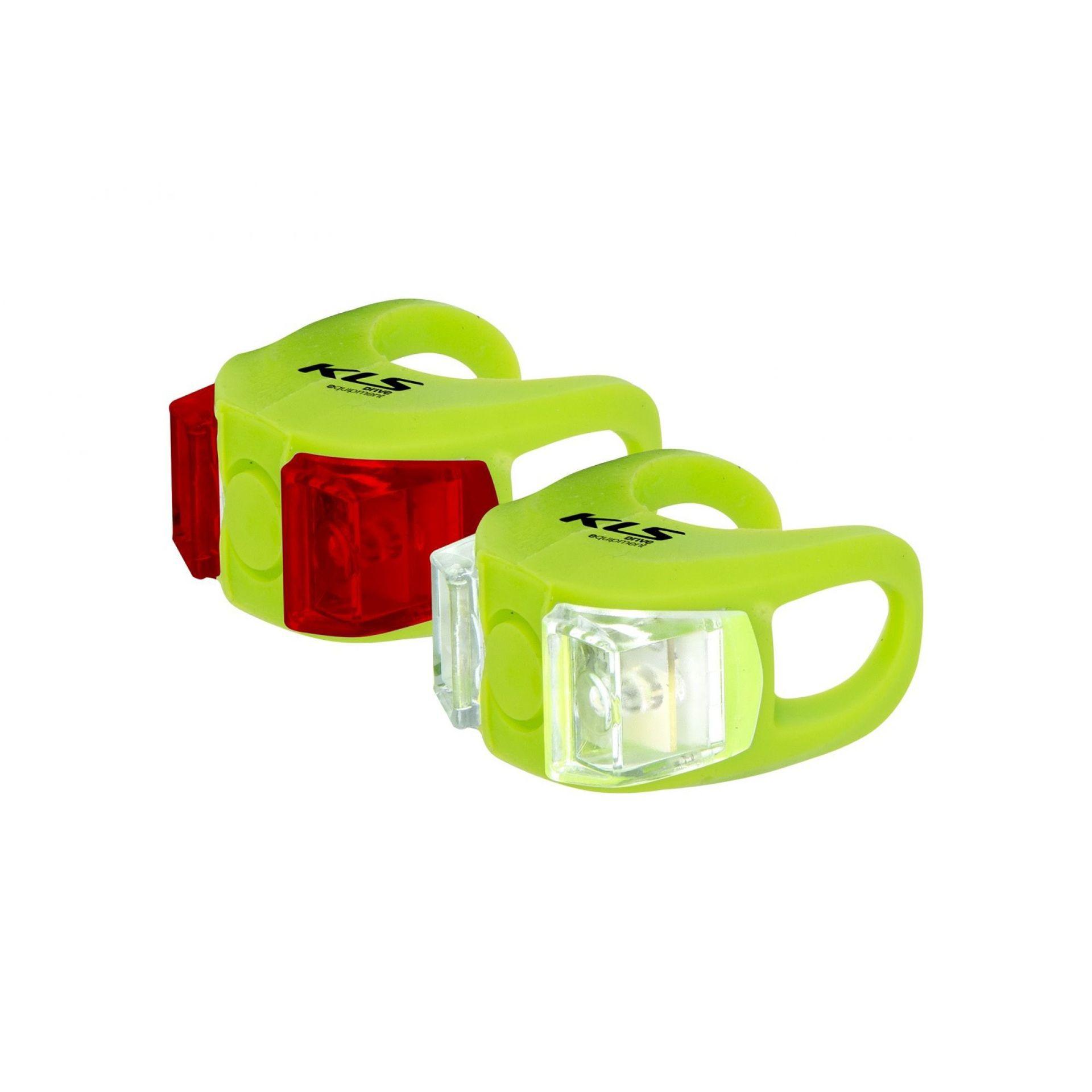 Zestaw oświetleniowy Kellys Twins zielony