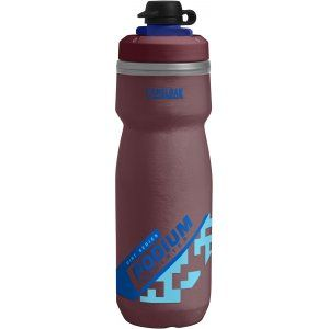 BIDON ROWEROWY CAMELBAK PODIUM DIRT SERIES CHILL 21OZ BORDOWY