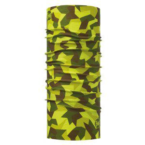 CHUSTA BUFF  ORIGINAL BLOCK CAMO GREEN ZIELONY
