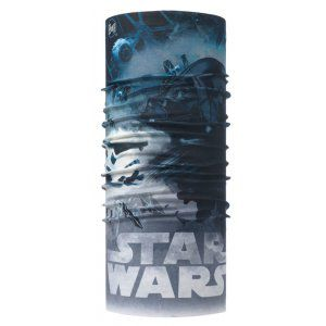 CHUSTA BUFF  ORIGINAL STAR WARS TIE DEFENSOR FLINT STONE  SZARY|NIEBIESKI