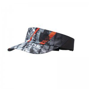 DASZEK BUFF  VISOR R-CITY JUNGLE GREY CZARNY|SZARY