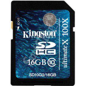 KARTA PAMIĘCI KINGSTONSDHC 10MB/S 16GB