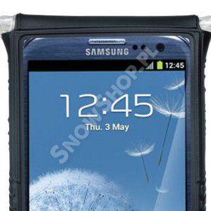 ROWEROWY POKROWIEC NA SMARTPHONA TOPEAK SMARTPHONE DRYBAG 5 CZARNY