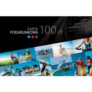 KARTA PODARUNKOWA 100 zł