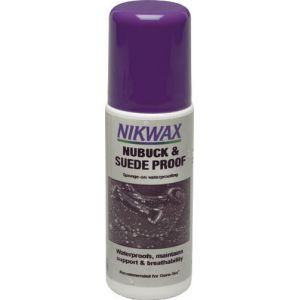 IMPREGNAT NIKWAX NUBUK I WELUR SPRAY ON  125 ML