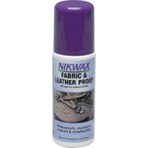 IMPREGNAT NIKWAX TKANINA I SKÓRA SPRAY ON  125 ML