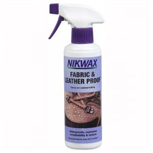 IMPREGNAT NIKWAX TKANINA I SKÓRA SPRAY ON 300 ML