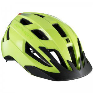 KASK ROWEROWY BONTRAGER  YOUTH SOLSTICE  ZIELONY