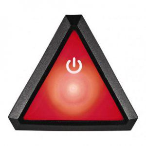 LAMPKA NA KASK ROWEROWY UVEX PLUG-IN LED