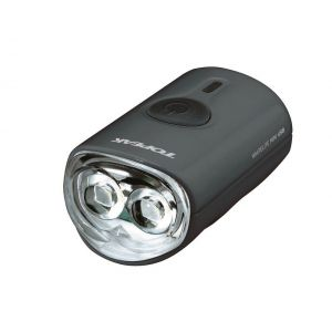 LAMPKA ROWEROWA PRZÓD TOPEAK WHITE LITE MINI USB CZARNY