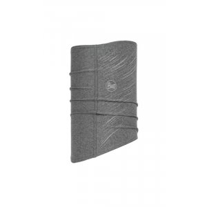 CHUSTA BUFF  NECKWARMER TECH FLEECE R-GREY BUFF  SZARY