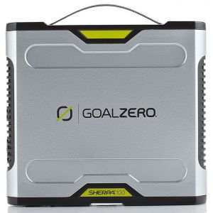 POWER BANK GOAL ZERO SHERPA 100 SREBRNY