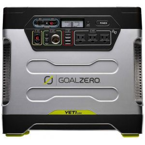 POWER BANK|GENERATOR GOAL ZERO YETI 1250 CZARNY