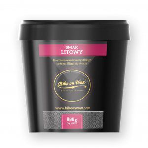 SMAR BIKE ON WAX SMAR LITOWY 800 ML