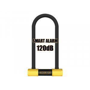 ZAPIĘCIE ROWEROWE ONGUARD SMART ALARM 8268 CZARNY