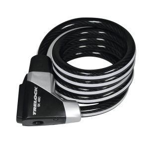 ZAPIĘCIE ROWEROWE TRELOCK  SK 480|150 LED REFLECT  CZARNY