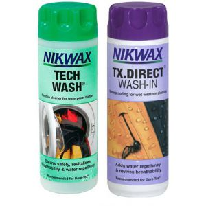 ZESTAW DO IMPREGNACJI NIKWAX TWIN PACK  2x300 ML