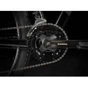 ROWER TREK MARLIN 5 TREK BLACK|LITHIUM GREY 4