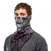 BANDANA BUFF POLAR US N TRIBE BLACK NA MODELU