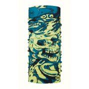 BUFF ORIGINAL US SOLID FIZZSKU YELLOW FLUOR